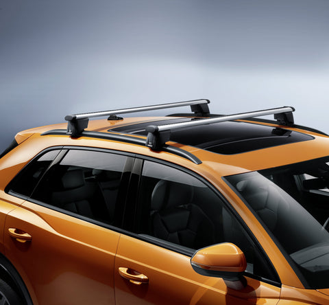 Roof carrier bars. New Q3 SUV