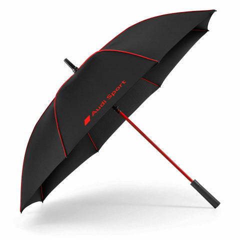 Audi Sport Umbrella, black, large