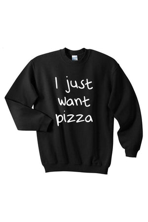Just Want Pizza - SnugLife | Epic Coziness
