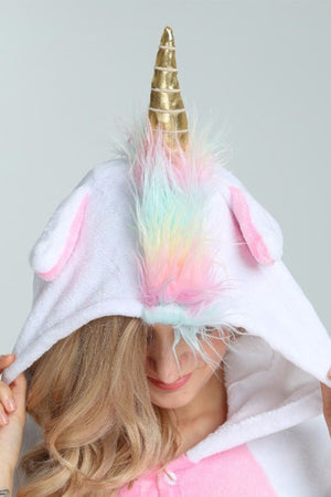 Queen Unicorn Onesie - SnugLife | Epic Coziness