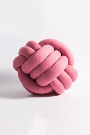Knot Ball Pillow - SnugLife | Epic Coziness