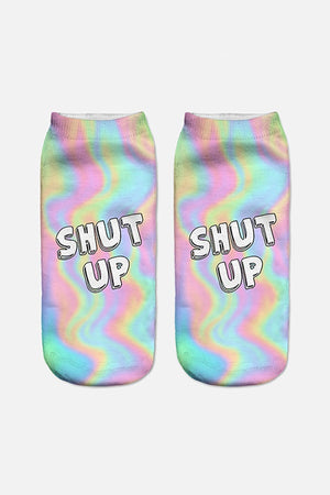 Shut Up Socks - SnugLife | Epic Coziness