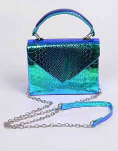 Under The Sea Metallic Bags