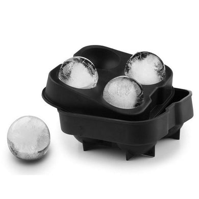 Spherical Silicone Ice Ball Maker
