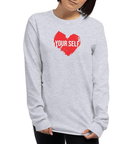 Love Yourself Long Sleeve T-Shirt
