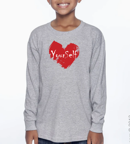 Youth Love Yourself Long Sleeve T-Shirt