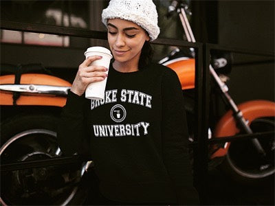 Broke State University Long Sleeve