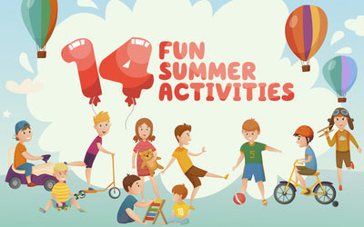14 Fun Summer Activities for Toddlers