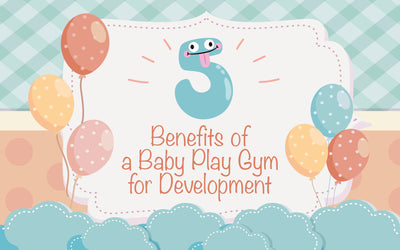 5 Benefits of a Baby Play Gym for Development