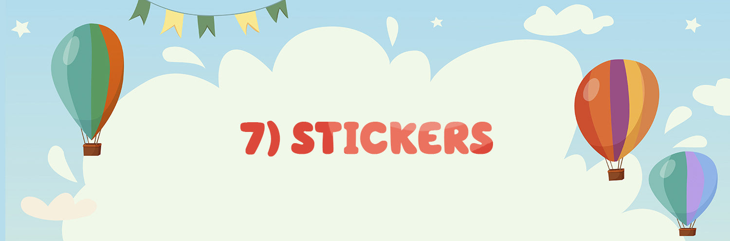 stickers games for kids