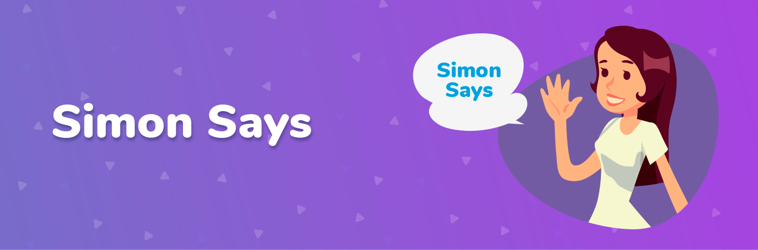 simon says game for children