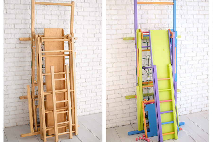 indoor playground for kids by Ezplay