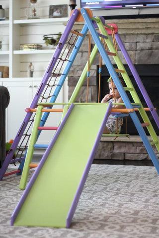 EZPlay Indoor Playgrounds for all seasons