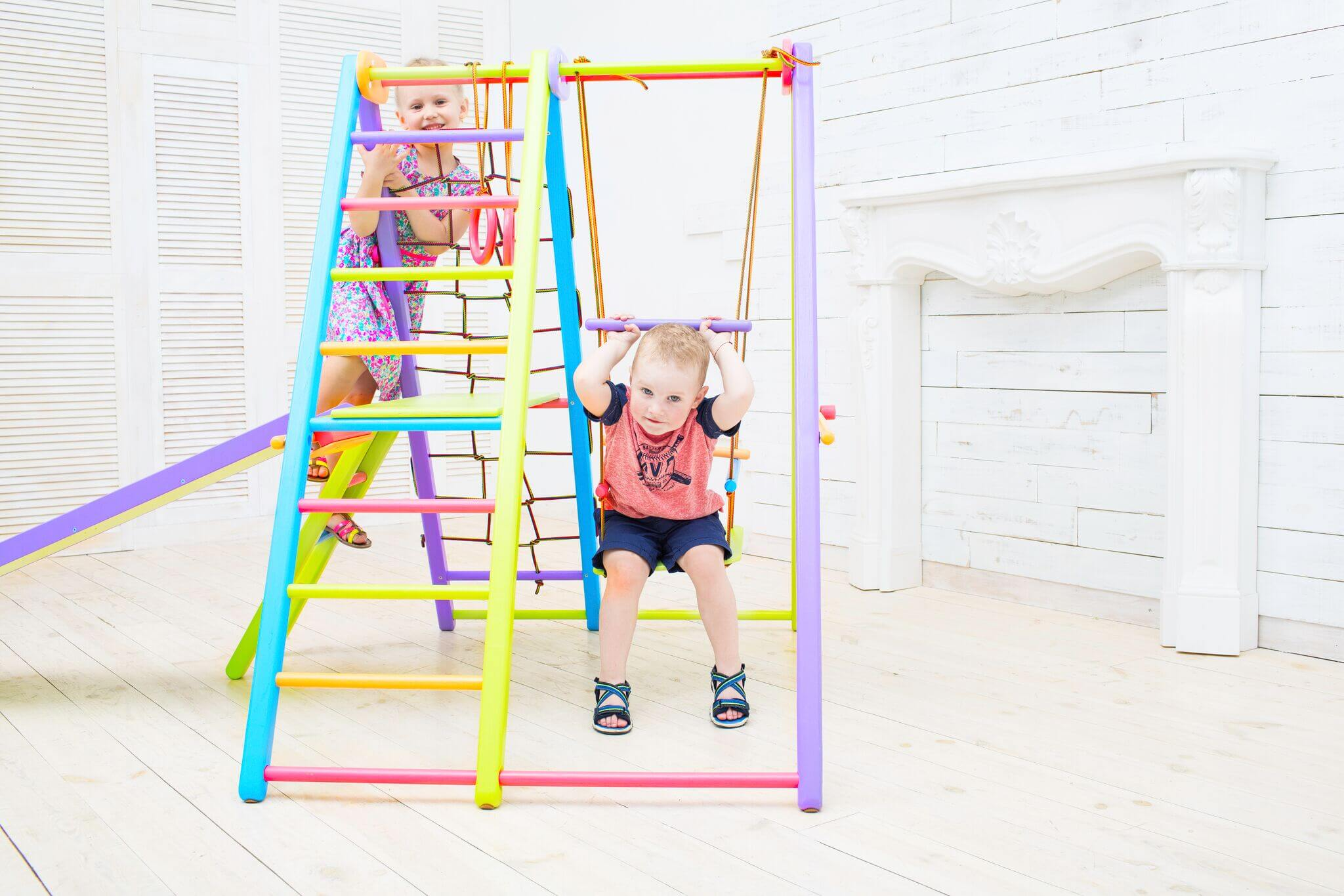 toddler climbing toys by Ezplay