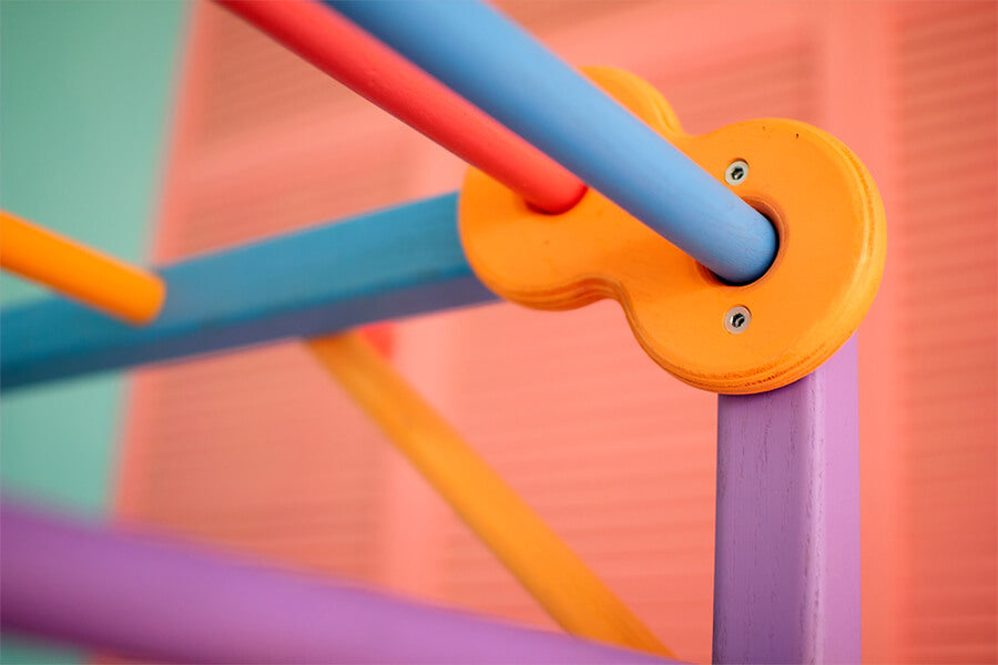 Details of Ezplay indoor playground for babies