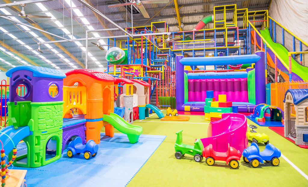 play center for kids fun activity