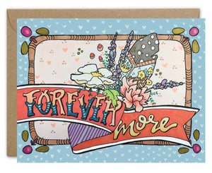 Wedding Forevermore Card