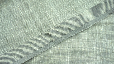 Pale Grey Cotton & Eri Silk Maheshwari Fabric