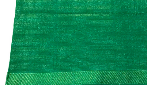 Emerald Tissue Fabric