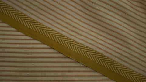 Organic Cotton, Natural Dyed Maheshwari fabric