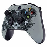 Call of Duty Inspired Nazi Zombie Theme Front Housing Shell Faceplate Case Cover Part for Xbox One Controller