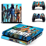 Fortnite Sticker Skin for PS4 Console Set