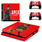 Apex Legends PS4 Skin Sticker