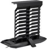 Xbox One Slim Vertical Stand and Charging Station