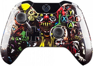 Scare Party Housing Shell Faceplate Case for Xbox One Controller