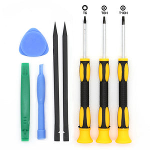 Torx T6 T8H T10H Screwdriver Repair Tool Set