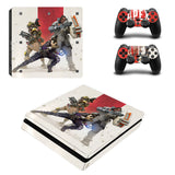 Apex Legend PS4 Slim Skin Sticker Set