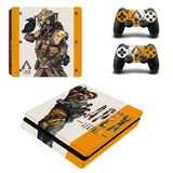 PS4 Slim Apex Legends Decal Sticker Skin