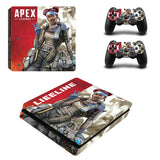 Apex Legends Lifeline PS4 Slim Sticker Set