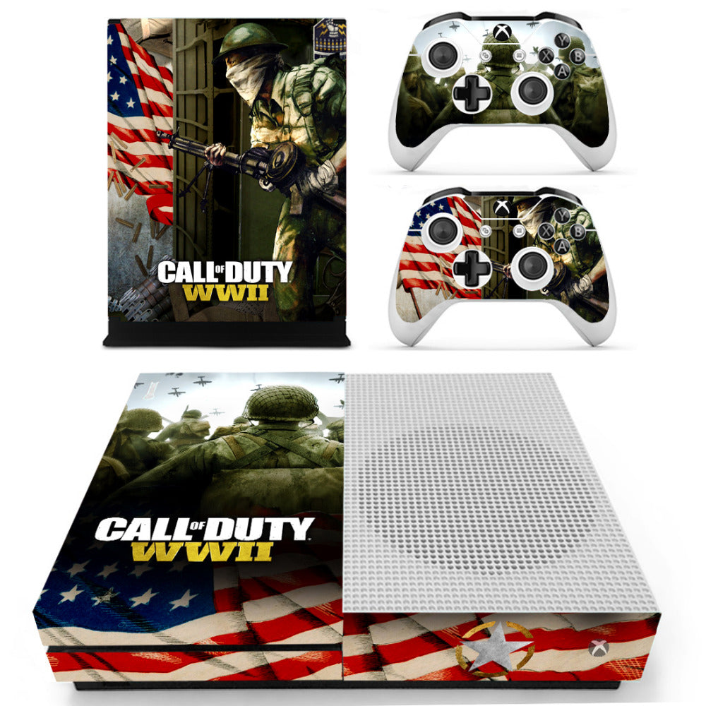 Faceplates, Decals & Stickers Cod Zombies Wwii Sticker Console Decal Playstation 4 Controller Vinyl 1 Ps4 Skin