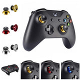 Chrome Gold Analog Thumbsticks Thumb Grips for Xbox One X / for Xbox One S / for Xbox One Elite / for Xbox One Standard Controller