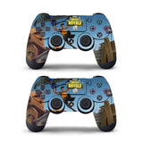 Fortnite Dualshock 4 Sticker