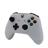White Silicon Grip Cover For Xbox One S Controller