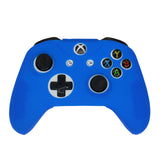 Blue Silicon Grip Cover For Xbox One S Controller