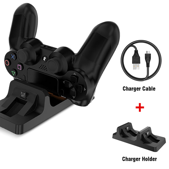 Dual USB Charging dock for PS4 Controller