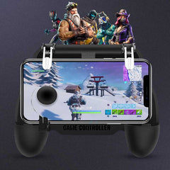 Fortnite, PUBG Mobile Gamepad with Trigger, Cooling Fan and 2000mAh