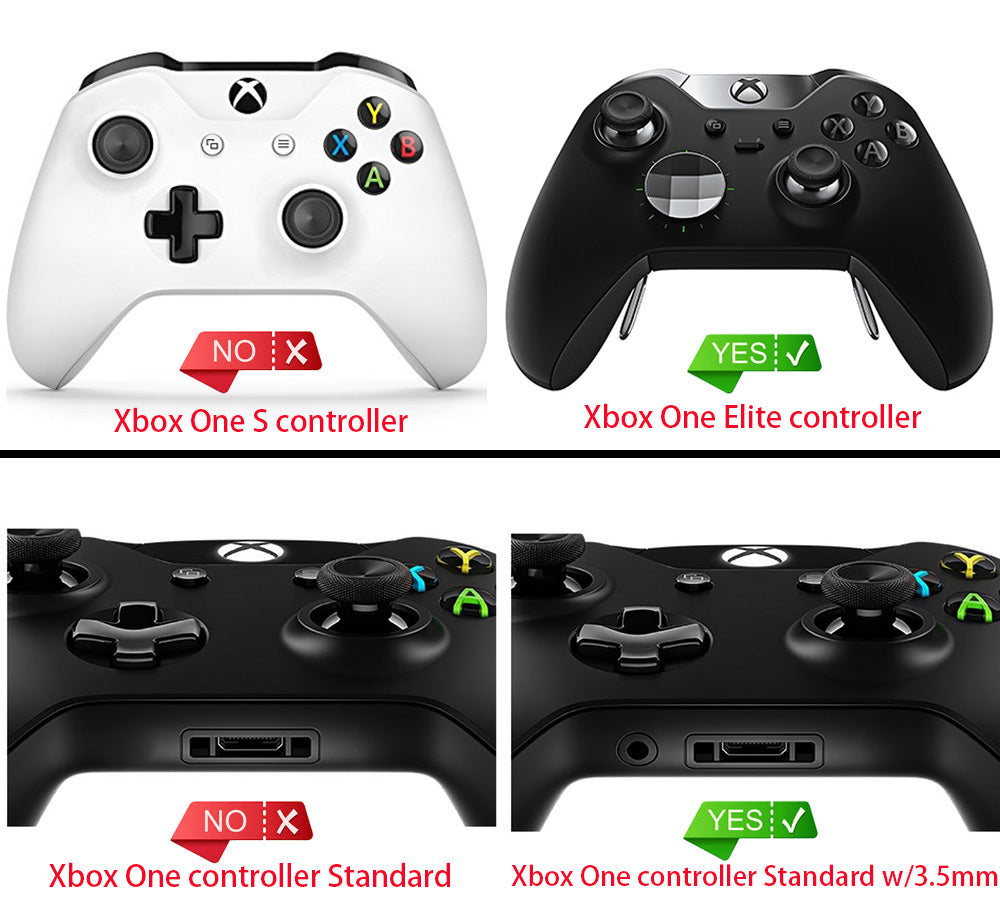 Xbox One Controller Buttons Set