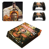 Chivas Regal Playstation 4 Pro Skin stickers Decals