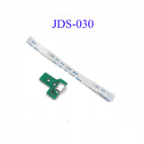 JDS-030 Micro USB Charging Socket board with flex ribbon Cable for PS4 Dualshock 4
