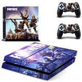 Fortnite Latest Season 6 PS4 Console Skin Sticker Set