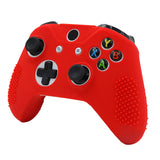 Red Silicone Case Cover for Xbox One Slim Controller