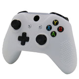 White Silicone Case Cover for Xbox One Slim Controller
