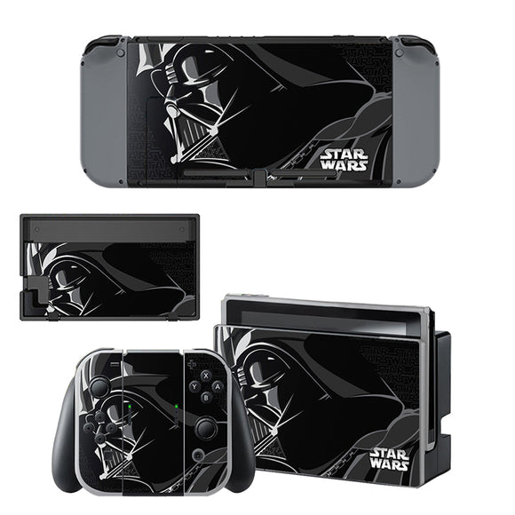 Star Wars Decal Skin Sticker Cover For Nintendo Switch Console And Controller