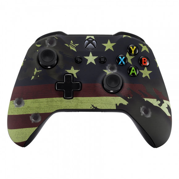 Call of Duty WWII theme Front Shell Cover Set for Xbox One X & One S Controller