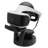 Universal VR Headset Stand Storage With Cable Management