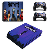 PS4 Pro Fortnite Skin Sticker